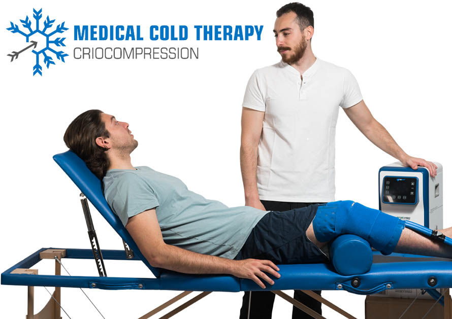 Stand Virtuali: Medical Cold Therapy